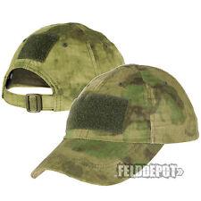 US Tactical Operator Feldmütze A-TACS FG  Baseball Cap Velcro