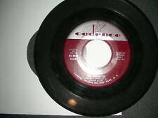 Pop 45 Chordettes - Zorro / Love Is A Two Way Street  Cadence VG
