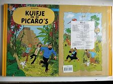 Kuifje in  De Picaros Facsimile Uitgave