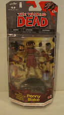 """THE GOVENOR'S ZOMBIE DAUGHTER """"PENNYBLAKE"""" COMIC VER.Walking Dead Action Figure"""
