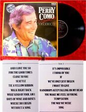 LP Perry Como: 20 Greatest Hits Vol. II