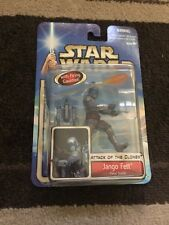 Jango Fett Final Battle 2002 Attack of the Clones AOTC Star Wars MOC