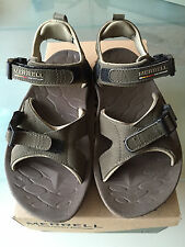Women's Merrell Continuum Sandals Vibram outsole Hiking Waterproof, Size 7 US