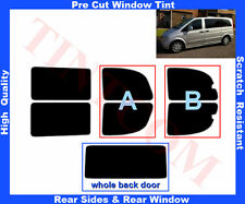 Pre Cut Window Tint Mercedes Vito Traveliner 04-06 RearWindow&RearSidesAnyShade