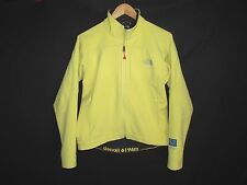 The North Face Yellow APEX Denali 6194M  Windproof Jacket Women's S/P  CH
