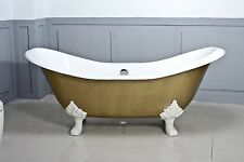 NEW Antique cast iron claw foot bath 1800mm EXCLUSIVE BATH SUPPLIERS SINCE 1976