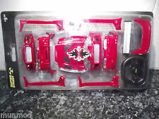 XMODS XMT018 TOYOTA SUPRA BODY KIT RED  IN ORIGINAL PACKAGING