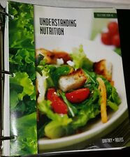 Understanding Nutrition , Loose Leaf Book 9 781305 745278   14th Whitney Rolfes