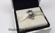 New AUTHENTIC Pandora Sterling Silver Turtle Charm 790158 Terrapin RETIRED