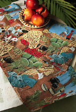 Market Place African American Tapestry Placemats Set ~ Set/4 ~ Annie Lee