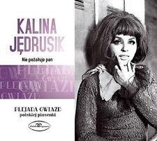 Kalina Jedrusik - Nie pozaluje pan (CD)  NEW