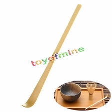 Japanese Tea Ceremony Natural Bamboo Scoop Spoon For Matcha Powder Green Tea