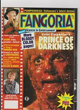 Dec 1987 Fangoria Horror Magazine #69 Jason Vorhees/Freddy Kruger/Living Dead