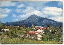 CP Martinique - Morne-Rouge - Le Bourg et la Montagne Pelée