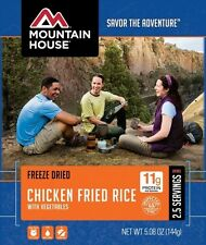 Mountain House 53112 Chicken Fried Rice