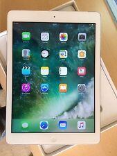 Apple iPad Air 1st Generation 16GB, Wi-Fi + 4g Unlocked , 9.7in - Silver .
