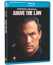 ABOVE THE LAW BLU-RAY - SINGLE DISC EDITION - NEW UNOPENED - STEVEN SEAGAL