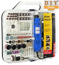DIY Crafts Kit All In One items DIY Works163 piece Rotary Tool and Accessory Kit