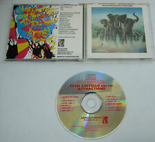 Elvis Costello & The Attractions Armed Forces CD EARLY ISSUE NEAR MINT FIENDCD21