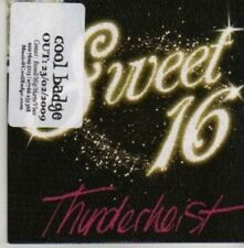 (AZ911) Thunderheist, Sweet 16 - DJ CD
