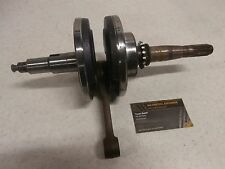 88 Yamaha Warrior 350 YFM350 2x4 Genuine Engine Crankshaft Crank Rod Shaft GOOD