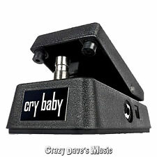 Dunlop Cry Baby Mini Wah Effects Pedal CryBaby CBM95