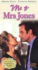 Masterpiece Theater: Me & Mrs Jones [VHS] by Caroline Goodall, Robson Green, Ph
