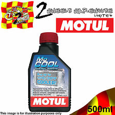 1x MOTUL MO COOL MOCOOL RADIATOR ADDITIVE ENGINE SUMMER COOLANT CAR MOTOR BIKE