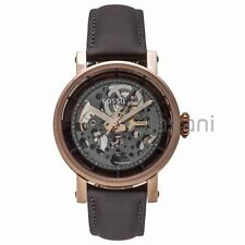 Fossil Original ME3089 Women' Boyfriend Automatic Rose Gold Stainless Watch 38mm