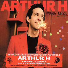 ARTHUR H PIano Solo (CD 2002) NEW SEALED 17 Songs Best of French Belles Chansons