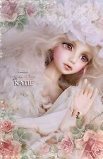 1/4 BJD doll Girl souldoll katie FREE FACE MAKE UP+FREE EYES-souldoll katie