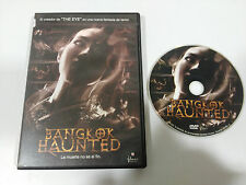 BANGKOK HAUNTED DVD CASTELLANO TAILANDES TERROR REGION 2