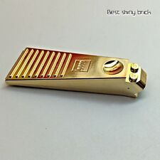 Lego Chrome Gold Brick Separator Tool *New*