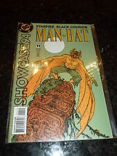 "SHOWCASE 94 Comic - ""Man-Bat"" - No 11- Date 11/1994 - DC Comic"