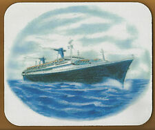 Mouse Pad ... ss NORWAY  ... cruise ship....Original Art Work