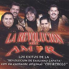 Exitos de la Revolucion de Emilliano Zapata by La Revolucion del Amor (CD,) NEW