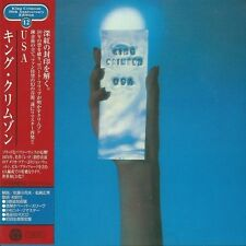KING CRIMSON - USA  2002 30th ANNIVERSARY JAPAN MINI LP CD