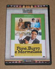 PANE, BURRO E MARMELLATA (con ENRICO MONTESANO) - DVD FILM COME NUOVO (MINT)