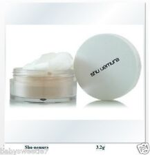Shu Uemura FACE Loose POWDER MATTE Colorless with Puff 3.2g Sample Size
