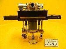 KLA Instruments 655-653668-00 Microscope Turret with Leica Objectives 2132 Used