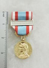 France Medal for Maintaining Order and Securing Operations in North Africa