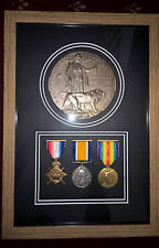 Medal Frame 3d Box Frame World War Military Medals + memorial