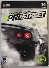 Need for Speed: ProStreet Jewel Case (PC, 2010)