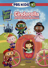 Super Why: Cinderella and Other Fairytale Adventures (DVD, 2015)