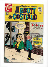 ABBOTT & COSTELLO #6  [1969 FN-]  TELEPHONE BOOTH COVER!