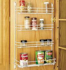 "Wire Door Mount Spice Rack (Rev-A-Shelf) 10-5/8"" Width"