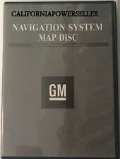 2003 2004 2005 2006 2007 GM HUMMER H2 H3 SUT NAVIGATION MAP DISC CD DVD CANADA