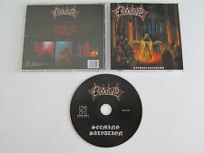 EPITAPH Seeming Salvation CD 1992+1991 MEGA RARE OOP DEATH KONQUEROR 1st PRESS!!