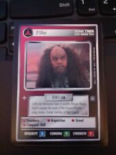 Star Trek CCG Deep Space Nine D'Ghor NrMInt-Mint