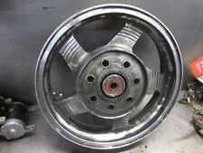 """Kawasaki 1999 - 2002 VN1500 Vulcan Nomad 16"""" Rear Wheel Cast Rim w/ Bearings"""